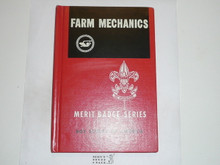 Farm Mechanics Library Bound Merit Badge Pamphlet, 12-66 Printing