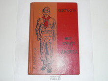 Electricity Library Bound Merit Badge Pamphlet, 8-62 Printing