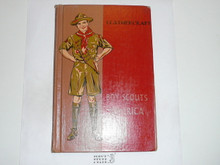 Leathercraft Library Bound Merit Badge Pamphlet, 10-41 Printing