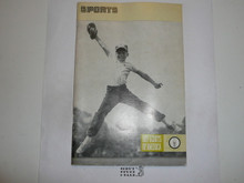 Sports Merit Badge Pamphlet, 10-72 Printing