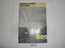 Small Boat Sailing Merit Badge Pamphlet, 4-74 Printing