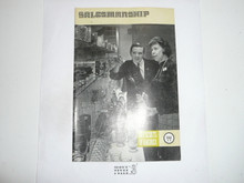 Salesmanship Merit Badge Pamphlet, 4-73 Printing