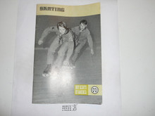 Skating Merit Badge Pamphlet, 12-73 Printing