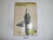 Rifle and Shotgun Shooting Merit Badge Pamphlet, 3-79 Printing