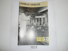 Public Health Merit Badge Pamphlet, 1-75 Printing