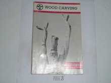 Woodcarving Merit Badge Pamphlet, 5-82 Printing