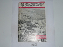Soil and Water Conservation Merit Badge Pamphlet, 5-84 Printing