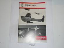 Skating Merit Badge Pamphlet, 6-87 Printing