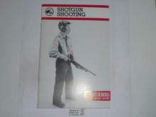 Shotgun Shooting Merit Badge Pamphlet, 5-89 Printing