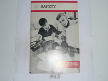 Safety Merit Badge Pamphlet, 3-86 Printing