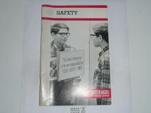 Safety Merit Badge Pamphlet, 2-85 Printing