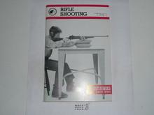 Rifle Shooting Merit Badge Pamphlet, 2-89 Printing