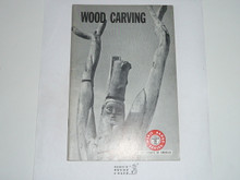Wood Carving Merit Badge Pamphlet, 1-70 Printing