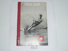 Water Skiing Merit Badge Pamphlet, 6-70 Printing