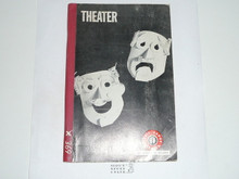 Theater Merit Badge Pamphlet, 1-70 Printing