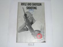 Rifle and Shotgun Shooting Merit Badge Pamphlet, 1-72 Printing