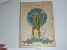 1929-1930 The Scout Executive Boy Scout Equipment Catalog