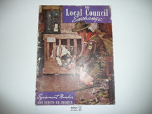 1938, The Local Council Exchange Equipment Catalog