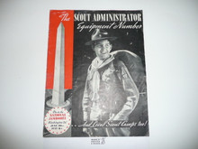 1937, The Scout Administrator Equipment Catalog