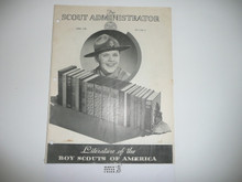 1936, April The Scout Administrator, Literature of the Boy Scouts of America