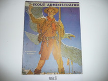 1935, November The Scout Administrator Equipment Catalog
