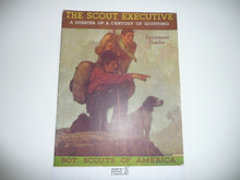 1934, The Scout Executive Equipment Catalog