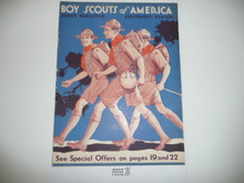 1932, October The Scout Executive Equipment Catalog
