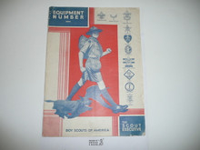 1930, October The Scout Executive Equipment Catalog