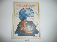 1928-1929, October The Scout Executive Equipment Catalog