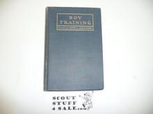 1915 Boy Training, By John Alexander, Boys Life Series