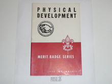 Physical Development Merit Badge Pamphlet, 10-45 Printing