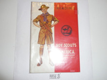 Reading Merit Badge Pamphlet, 7-40 Printing