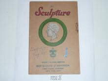 Sculpture Merit Badge Pamphlet , 2-43 Printing
