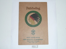 Pathfinding Merit Badge Pamphlet , 2-32 Printing