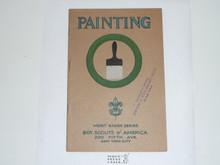 Painting Merit Badge Pamphlet , 1927 Printing