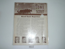 1954, March The Lone Scout Magazine