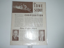 1953, October The Lone Scout Magazine