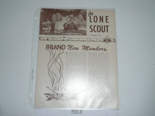 1952, September The Lone Scout Magazine