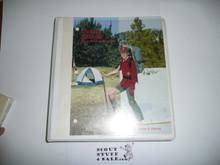 1988 Woods Wisdom Troop Program Features, Brand New in Notebook
