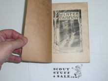 1927 Winter Camping Proof Edition, INCL Card to Order More Copies, Spine Wear