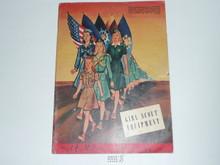 1944 Girl Scout Equipment Catalog