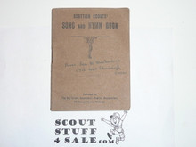 Old Scottish Scout Song and Hym Book