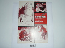 1968-1969 Winter Explorer Scout Equipment Catalog
