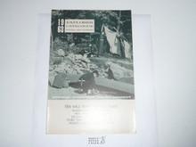 1963 Spring/Summer Explorer Scout Equipment Catalog