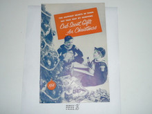 1954 Christmas Cub Scout Equipment Catalog