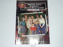 2002 Leader's Boy Scout Equipment Catalog
