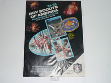 1984-1985 Winter Boy Scout Equipment Catalog