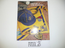 1987 History of Cub Scouting