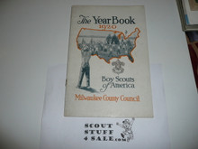 1920 Milwaukee County Council Yearbook