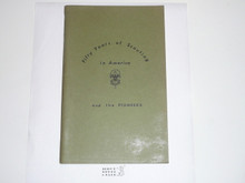 1960 50 Years of Scouting in America and the Pioneers 11788